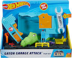 Mattel Hot Wheels City Bat Manor Attack (3 Σχέδια)