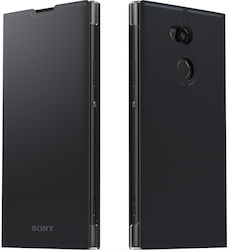 Sony Style Cover Stand SCSH20 Μαύρο (Xperia XA2 Ultra)