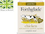 FORTHGLADE ADULT CHICK.BUTTERΝ.SQUASH&VEG 395GR ΥΓΡ.ΤΡ.ΣΚ. ΚΟΤΟΠ