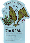 Tonymoly I Am Real Mask Sheet Seaweeds
