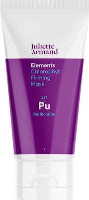 Juliette Armand Elements Chlorophyll Firming Mask 50ml
