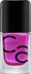 Catrice Cosmetics ICONails Gel Lacquer 48 All's Well That Ends Pink