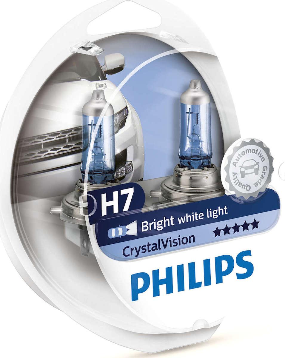 Προσθήκη στα αγαπημένα menu Philips H7 CrystalVision 12V 2τμχ 687811c0b92