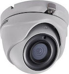 Hikvision DS-2CE56H0T-ITMF 2.8mm Λευκό | Κάμερες Παρακολούθησης