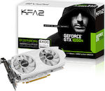 KFA2 GeForce GTX 1050 Ti 4GB EXOC White (50IQH8DVP1WK)