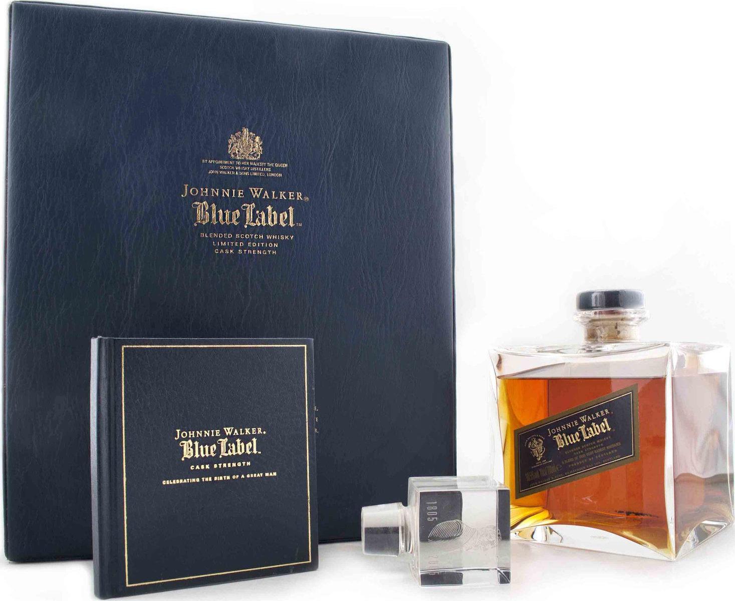 Johnnie Walker Blue Label 200th Anniversary ουίσκι 700ml