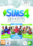 The Sims 4 Bundle Pack (Fitness Stuff - Jungle Adventure - Toddler Stuff) PC