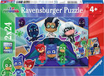 PJ Masks 2x24pcs (07824) Ravensburger