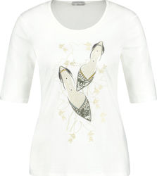 T-SHIRT GERRY WEBER(White) 770224-35025 White