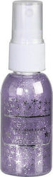 Technic Face & Body Shimmer Spray Violet 30ml
