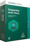 Kaspersky AntiVirus 2018 (3 Licences , 1 Year)