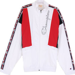 Champion Reverse Weave Full Zip Windbreaker Track Top 211988-WW001