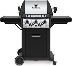 Broil King Monarch 390 Black 834-283