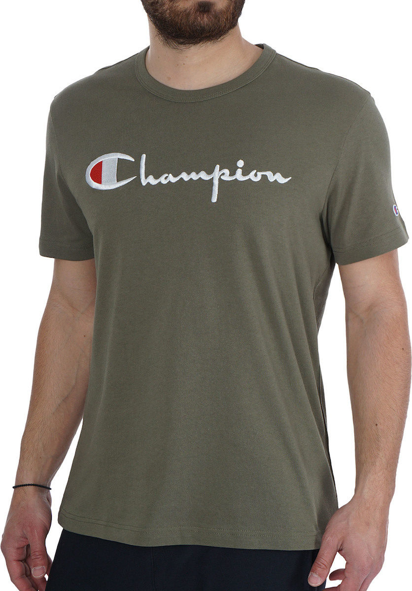b266a911 Προσθήκη στα αγαπημένα menu Champion Life Reverse Weave T-Shirt 210972-GS518