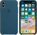 Apple Silicone Case Cosmos Blue (iPhone X)