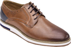UR1 RENATO GARINI SHOES BROWN-ΤΑΜΠΑ