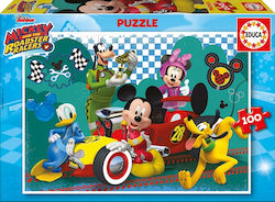 Mickey Roadster Racers 100pcs (17240) Educa