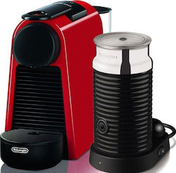 Delonghi Nespresso Essenza Mini Bundle Red