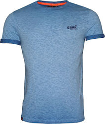 Superdry Orange Label Low Roller Light Blue