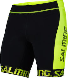 f64f52f79605 SALMING TRIATHLON SHORTS MEN ΜΑΥΡΟ (1278682-0109)-SALMING