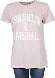 Franklin and Marshall T-Shirt W ( TSWF585ANS18-0885 )