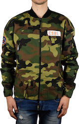 Cayler & Sons Patched Loose Flight Jacket Camo (CSBL SS18-AP-03)