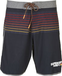Superdry D2 Upstate Retro Boardshort M30001HQ-49P