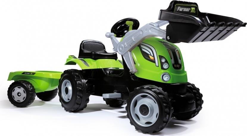 80a8675e3973 Προσθήκη στα αγαπημένα menu Farmer MAX Tractor+Trailer