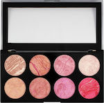 Makeup Revolution Blush Palette Blush Queen