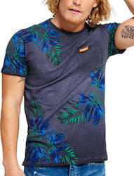 Superdry California Pocket Tee Navy