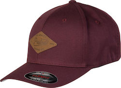PROTEST HEAPHAM FLEXFIT CAP BORDEAUX