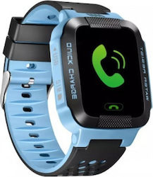 iSelf Smartwatch Sim Card GPS Blue ISSWKIDSB