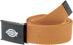 DICKIES Dickies Orcutt belt 08 410190 Brown Duck