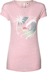 O-NEILL O'NEILL WAVES WOMEN'S T-SHIRT W(8A7306-4087) 8A7306-4087