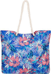 Roxy Printed Tropical ERJBT03049-PQF6 Royal Blue / Floral