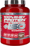 Scitec Nutrition 100% Whey Professional + ISO 2280gr Vanilla Cheesecake