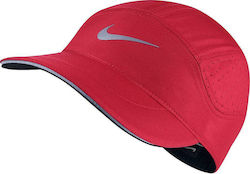 Nike Aerobill Running Hat 828617-657 Red