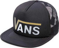 Vans Beach Girl Flying VA3ILGB5T Black/ Metallic