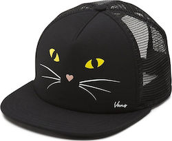 Vans Lawn Party V005KHP21 Black Cat