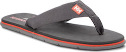 Σαγιονάρες HELLY HANSEN - Seasand Hp 113-23.980 Ebony/Grenadine/Mid Grey/Off White