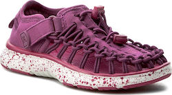 Σανδάλια KEEN - Uneek 02 1016659 Purple Wine/Verry Berry