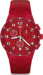 Swatch Red Ste SUSR404