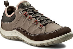 Κοντά μποτάκια ECCO - Aspina 83850356610 Dark Clay/Warm Grey