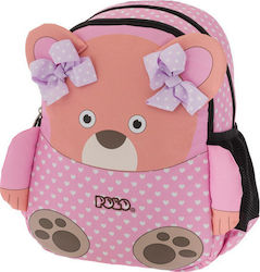 Polo Animal Junior Pink Bear 9-01-014-74