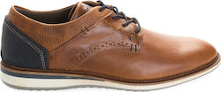 Bullboxer Ανδρικό Παπούτσι SNEAKERS K25264A-COGNAC