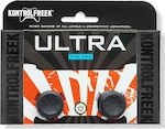 KontrolFreek Ultra Caps Black PS4