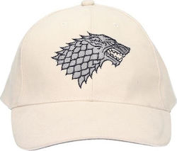Sd Toys Game Of Thrones Stark Logo SDTHBO89710 White