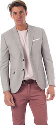Selected Blazer Marvin-Beige (Σακάκια Ανδρικό Synthetic Polyester Beige - 16060929)