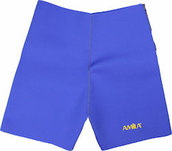 Amila 83072 Exercise Pants Blue