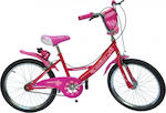 Family Freeride Pink 20""